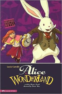 Alice in Wonderland (Graphic Revolve Series)