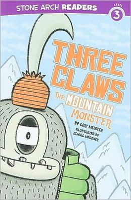 Three Claws, the Mountain Monster