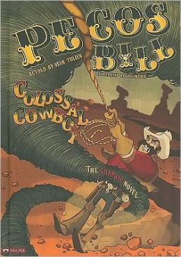 Pecos Bill, Colossal Cowboy