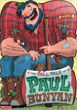 The Tall Tale of Paul Bunyan