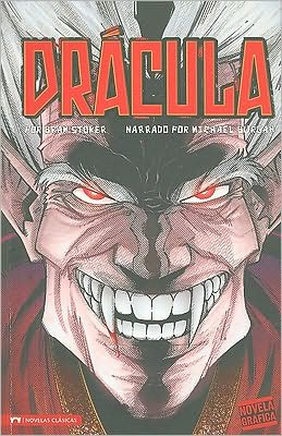 Dracula (Graphic Revolve Spanish Edition)