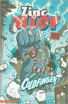 Coldfinger (Zinc Alloy Series)