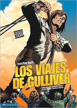 Los Viajes de Gulliver (Graphic Revolve Series)
