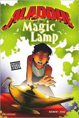 Aladdin and the Magic Lamp (Graphic Revolve Series)