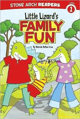 Little Lizard's Family Fun