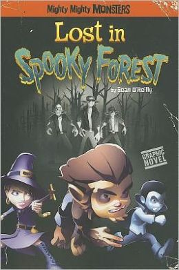 Lost in Spooky Forest