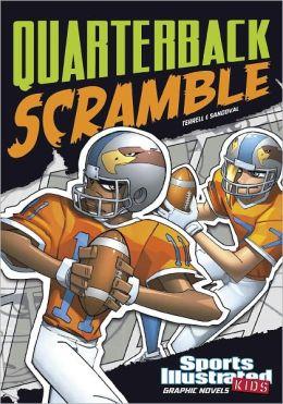 Quarterback Scramble (Sports Illustrated Kids Graphic Novels Series)