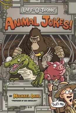Laff-O-Tronic Animal Jokes!