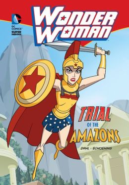 Wonder Woman: Trial of the Amazons