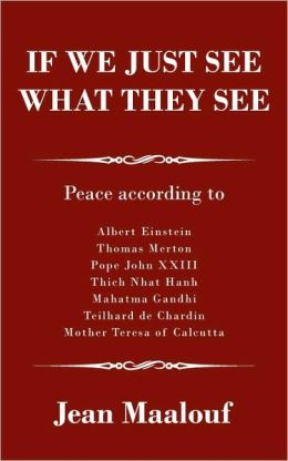 If We Just See What They See: Peace according To