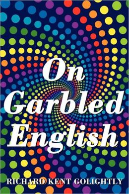 On Garbled English