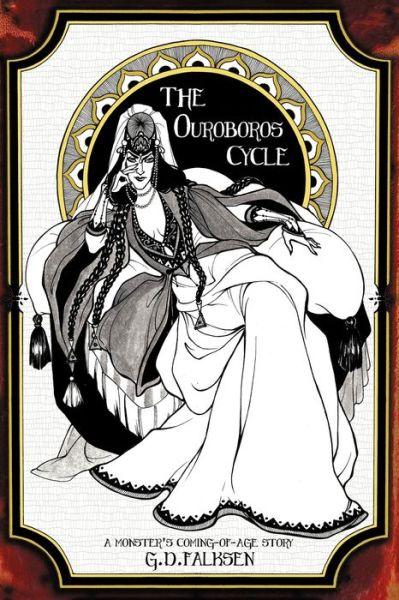 The Ouroboros Cycle, Book 1: A Monster's Coming of Age Story