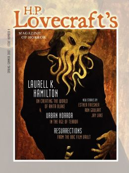 H.P. Lovecraft's Magazine Of Horror #4