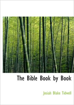 The Bible Book By Book (Large Print Edition)