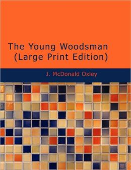 The Young Woodsman (Large Print Edition)