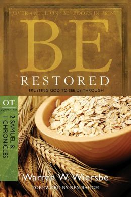 Be Restored: Trusting God to See Us Through