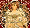 Book Cover Image. Title: Alphonse Mucha Masterworks, Author: Rosalind Ormiston