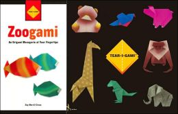 Tear-i-gami: Zoogami: An Origami Menagerie at Your Fingertips