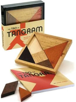The Tao of Tangram: Deluxe Book and Wood Tangram Set