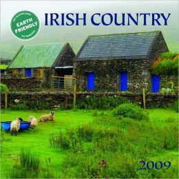 2009 Irish Country Mini Wall Calendar