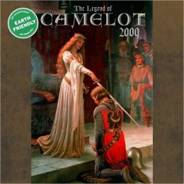 2009 Legend of Camelot Wall Calendar