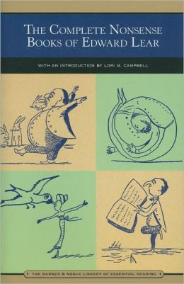 The Complete Nonsense Books of Edward Lear (Library of Essential Reading)