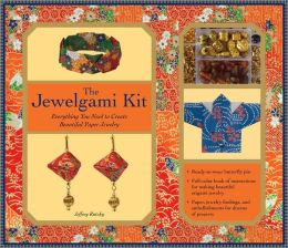 The Jewelgami Kit: Everything You Need to Create Beautiful Paper Jewerly