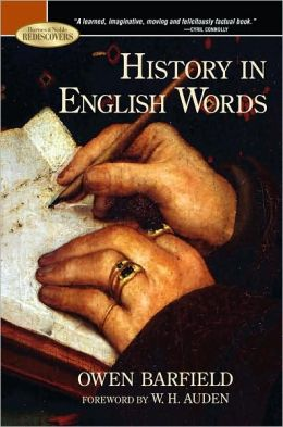 History in English Words (Barnes & Noble Rediscovers Series)