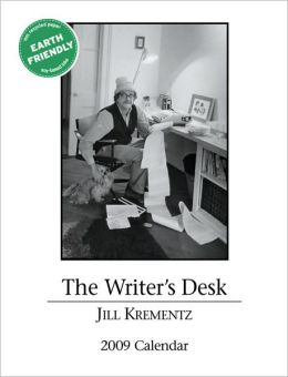 2009 Writer's Desk Weekly Engagement Calendar