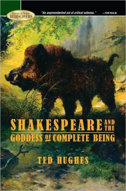 Shakespeare and the Goddess of Complete Being (Barnes & Noble Rediscovers Series)