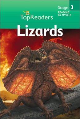 Lizards: Stage 3 (Top Readers)