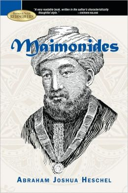 Maimonides (Barnes & Noble Rediscovers Series)