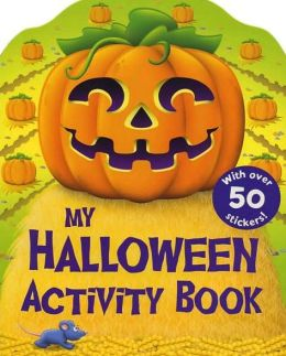 My Halloween Activity Book