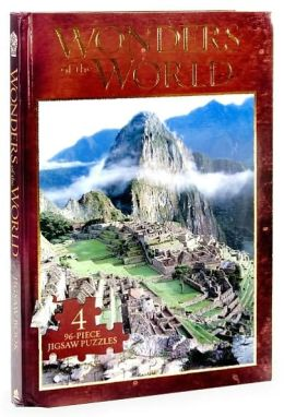 Wonders of the World (Jigsaw Book)