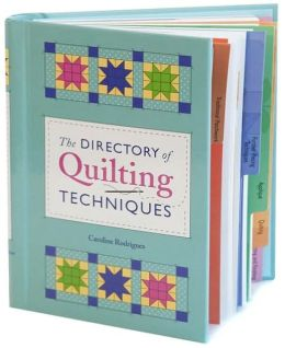 The Directory of Quilting Techniques