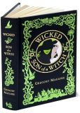 Book Cover Image. Title: Wicked/Son of a Witch (Barnes & Noble Collectible Editions), Author: Gregory Maguire