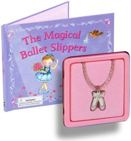 Magical Ballet Slippers (Glitter Charm Book Series)
