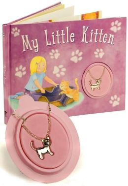 My Little Kitten (Glitter Charm Book Series)