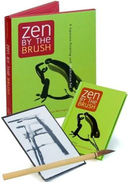 Zen by the Brush: A Japanese Painting and Meditation Set