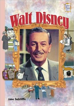 Walt Disney (History Maker Bios Series)