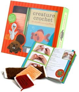 Creature Crochet: Create 12 Amigurumi Friends in all Shapes and Sizes