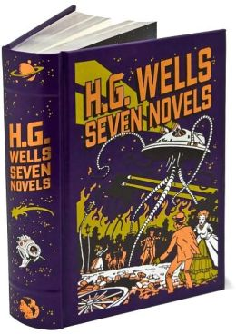 H.G. Wells: Seven Novels (Barnes & Noble Leatherbound Classics)