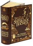 Book Cover Image. Title: The Complete Sherlock Holmes (Barnes & Noble Collectible Editions), Author: Arthur Conan Doyle