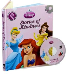 Disney Princess: Stories of Kindness (Book and CD)