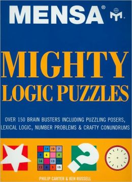 Mensa Mighty Logic Puzzles