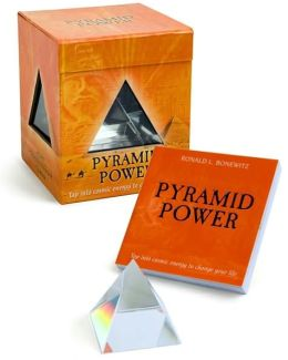 Pyramid Power: Tap into cosmic energy to change your life