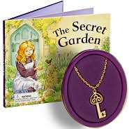 The Secret Garden (Glitter Charm Book Series)