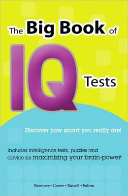 The Big Book of IQ Tests