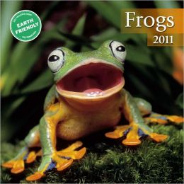 2011 Frogs Mini Wall Calendar