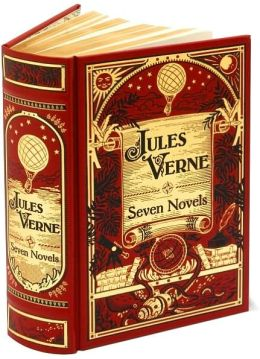 Jules Verne: Seven Novels (Barnes & Noble Collectible Editions)